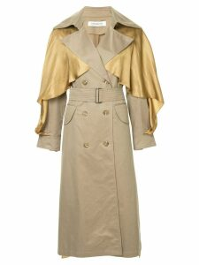 Kimhekim Charlotte Trench Coat - Brown