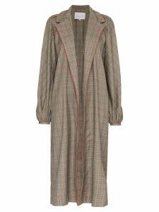 Johanna Ortiz ser gardel kimono coat - Grey