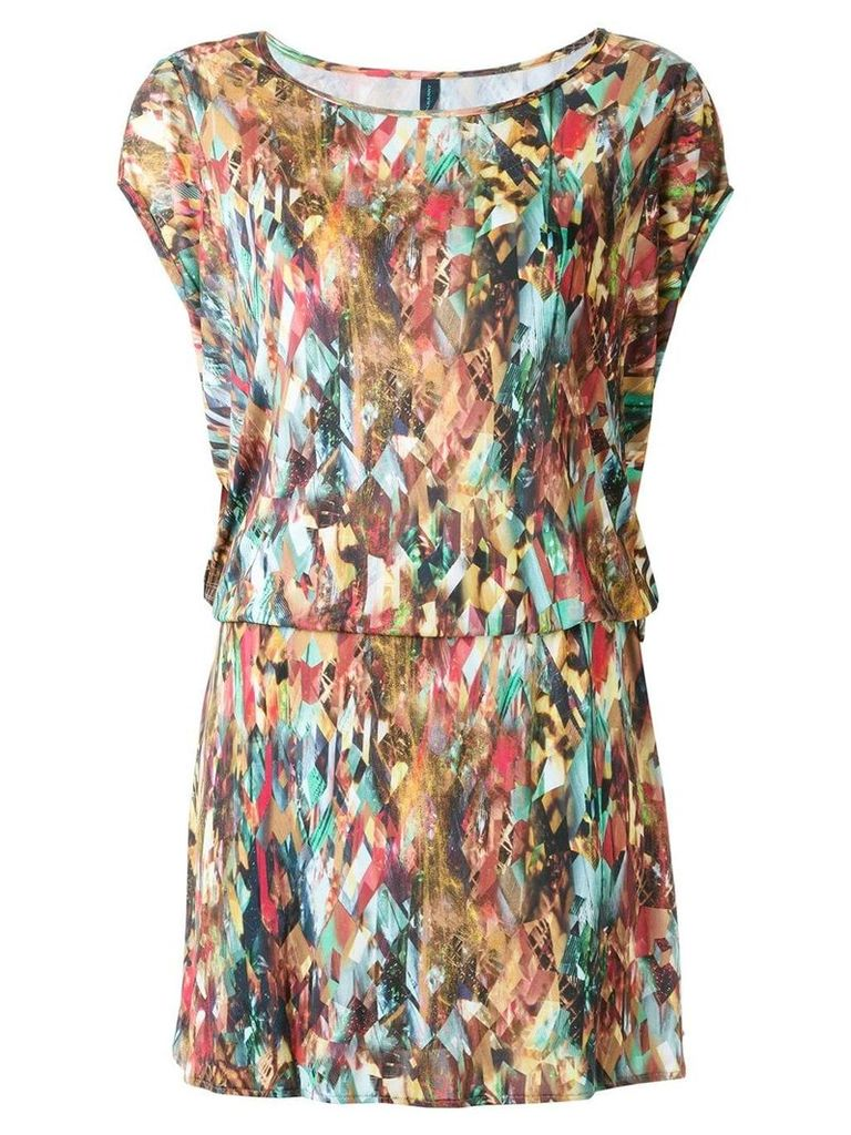 Lygia & Nanny printed dress - Multicolour