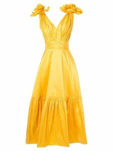Bambah Sunflower dress - Yellow
