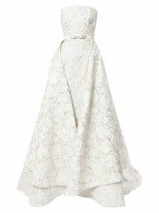 Bambah Perla Cinderella gown - Neutrals