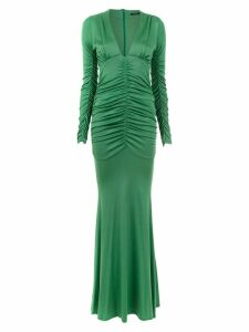 Tufi Duek long party dress - Green