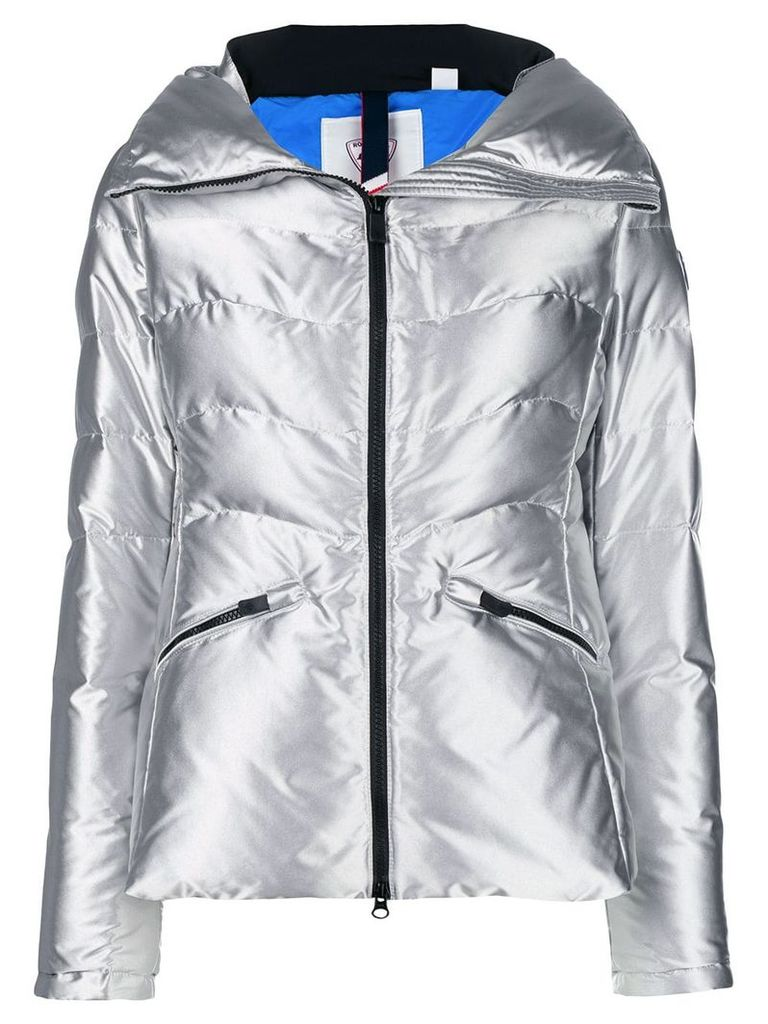 Rossignol fitted padded jacket - Grey