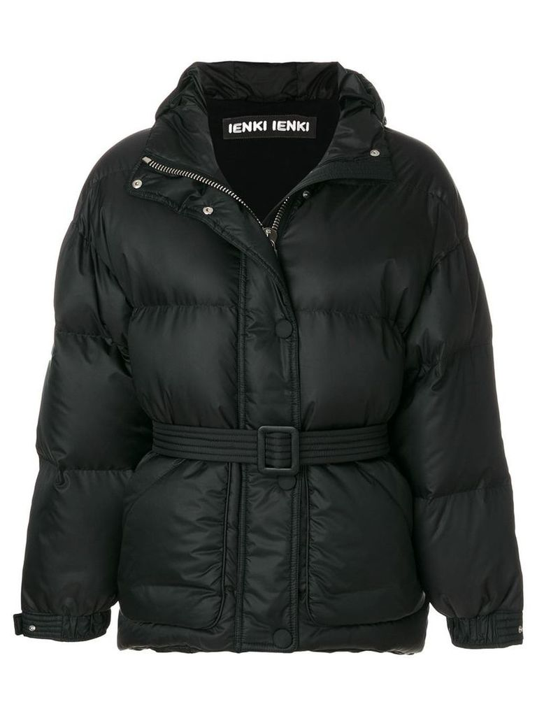 Ienki Ienki Michelin puffer jacket - Black