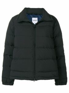 Aspesi full-zip down jacket - Black
