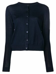 PS Paul Smith simple cardigan - Blue