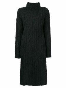 Valentino roll neck jumper - Black