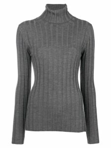Aspesi perfectly fitted sweater - Grey