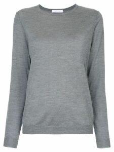 Jean Paul Knott round neck top - Grey