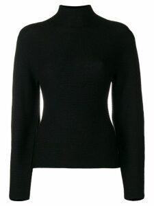 Christian Wijnants turtleneck sweater - Black