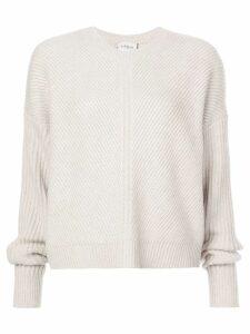 Le Kasha Puglia jumper - White