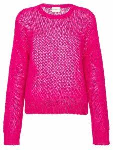 Simon Miller Fuchsia Pink Rhea Pullover