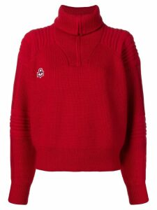 Isabel Marant Étoile knitted sweater - Red