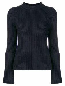 Joseph long cuffs sweater - Blue