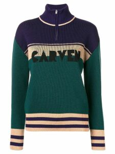 Carven Scarabee sweater - Green