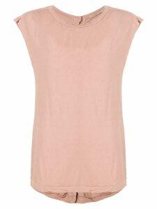 Transit short sleeve T-shirt - Neutrals
