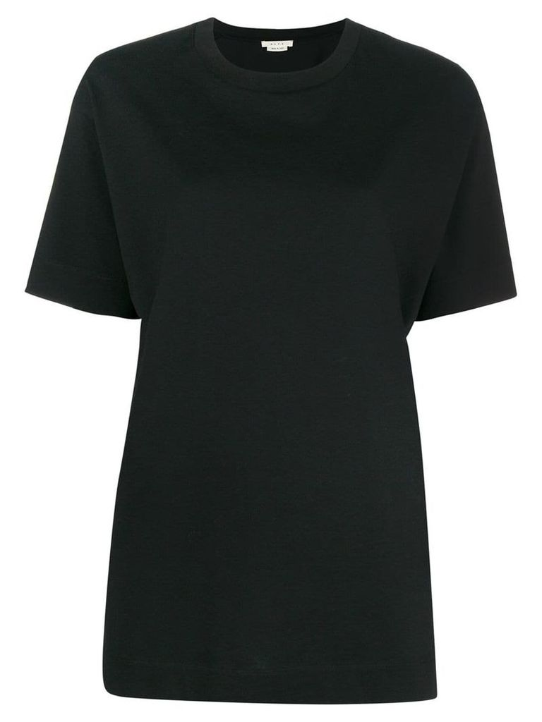 1017 ALYX 9SM loose fitted T-shirt - Black