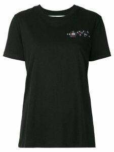 Off-White embellished T-shirt - Black