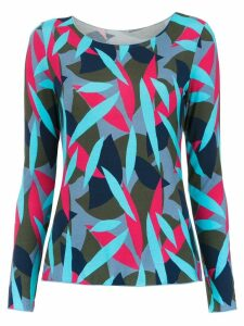 Track & Field long sleeved top - Blue