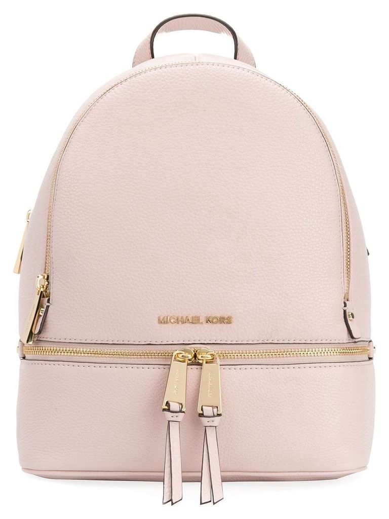 Michael Michael Kors Rhea backpack - Pink