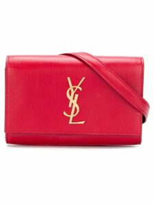 Saint Laurent Kate belt bag - Red