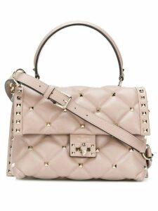 Valentino Valentino Garavani Candystud shoulder bag - Neutrals
