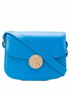 Calvin Klein 205W39nyc accordion shoulder bag - Blue
