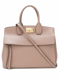 Salvatore Ferragamo Studio shoulder bag - Neutrals