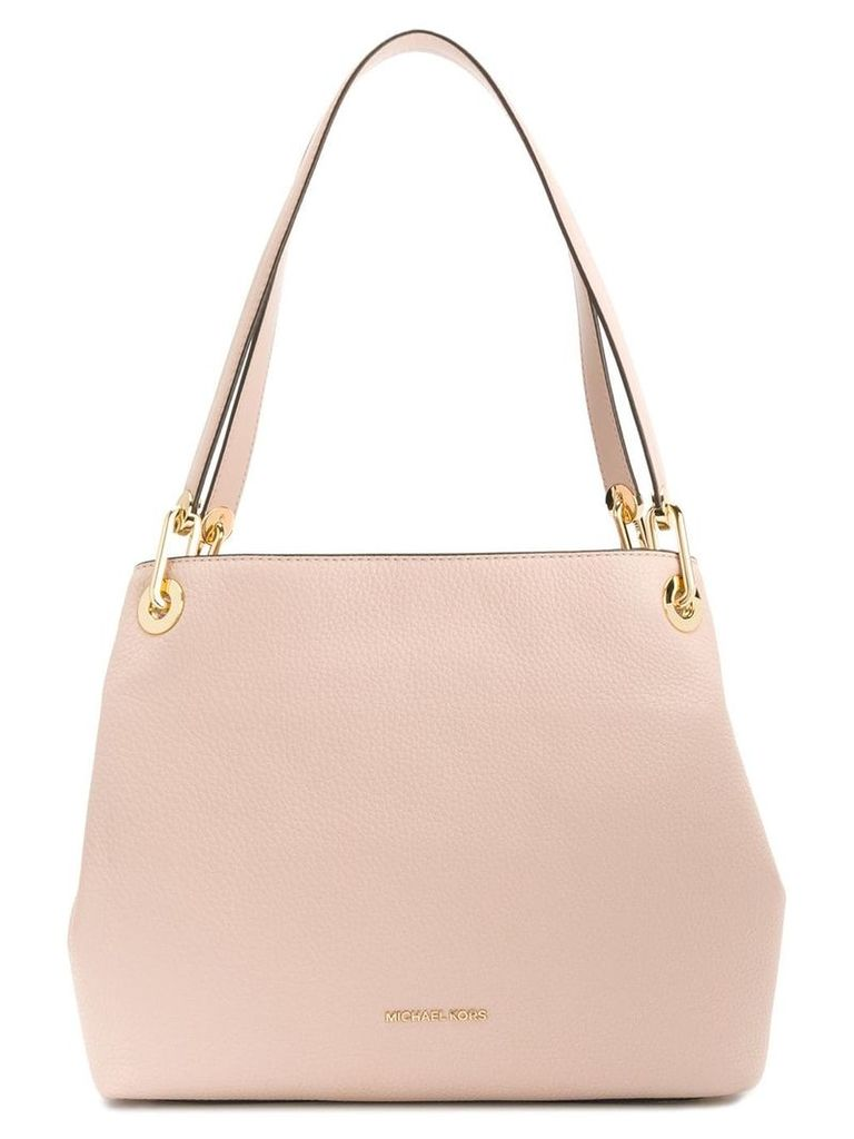 Michael Michael Kors Raven large shoulder bag - Pink