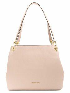 Michael Michael Kors Raven large shoulder bag - Pink