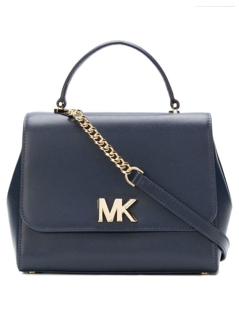 Michael Michael Kors Mott satchel bag - Blue