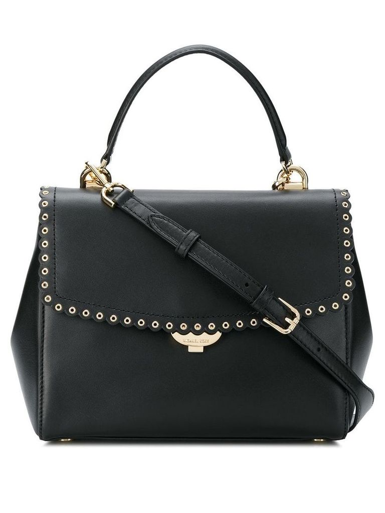 Michael Michael Kors Ava medium satchel - Black