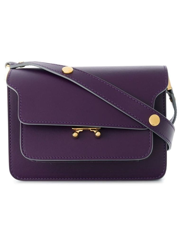 Marni trunk bag - Purple