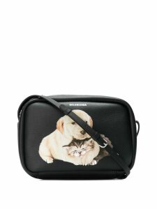 Balenciaga Puppy and Kitten Everyday S bag - Black