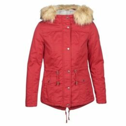 Only  ONLNEW KATE  women's Parka in Red