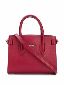 Furla Pin tote - Red