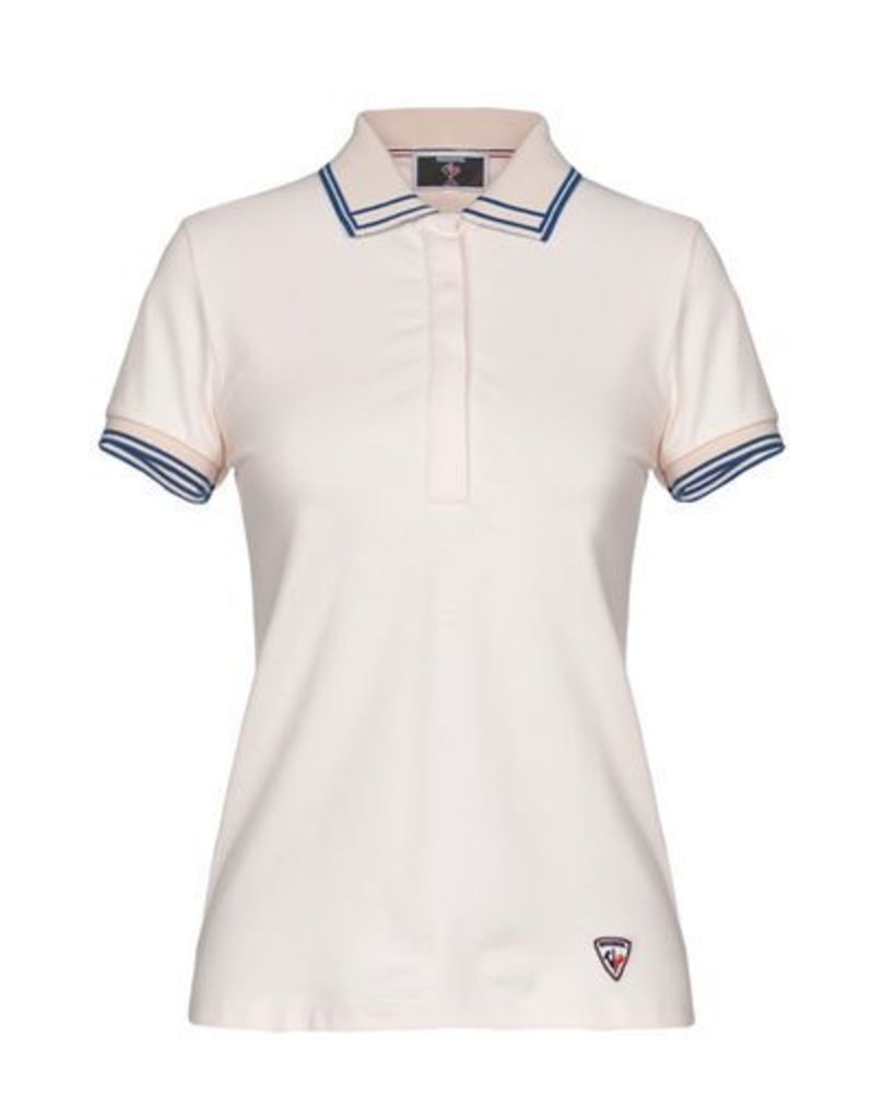 ROSSIGNOL TOPWEAR Polo shirts Women on YOOX.COM