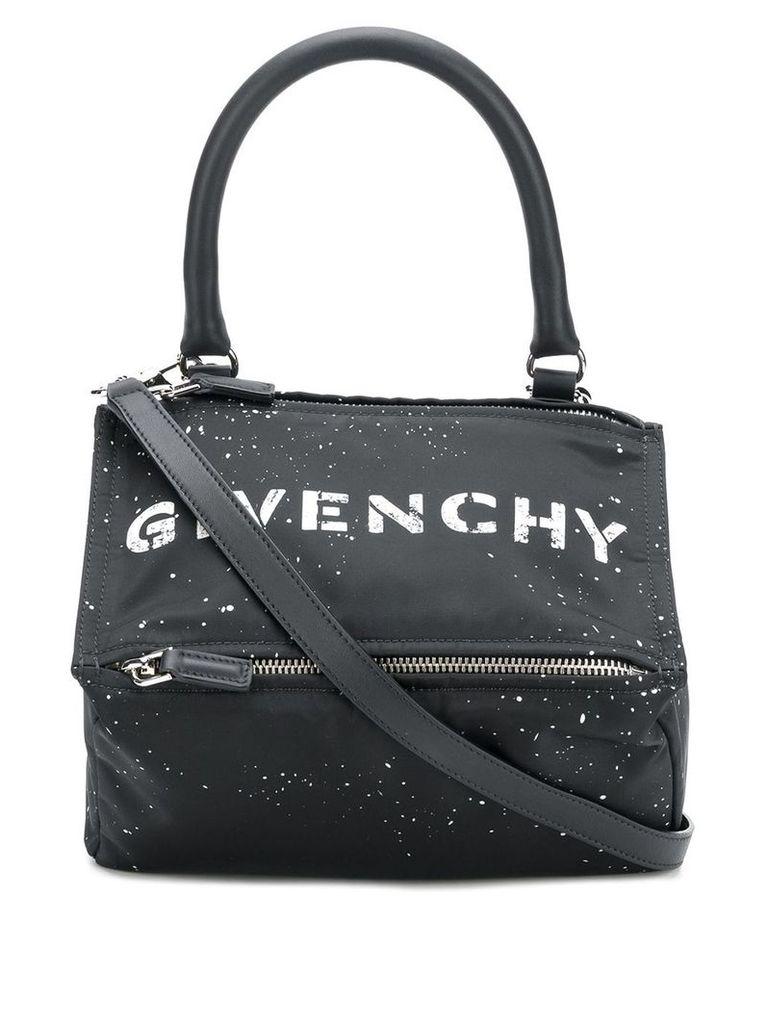 Givenchy printed Pandora tote - Black
