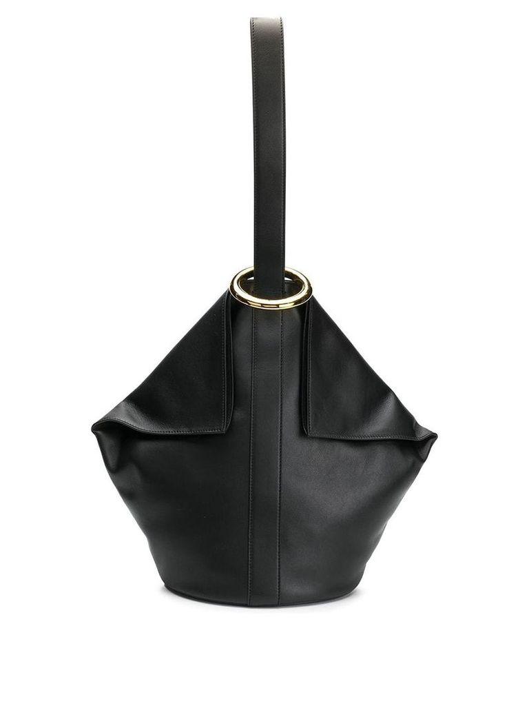 Alexander McQueen Butterfly tote bag - Black