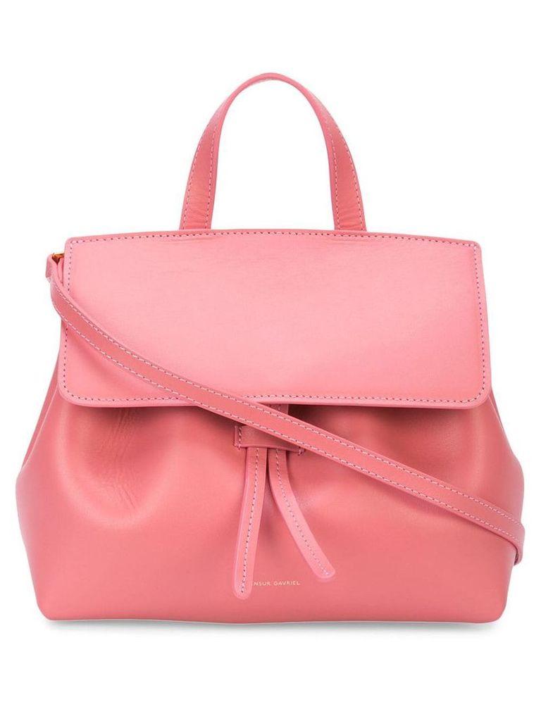 Mansur Gavriel Mini Lady bag - Pink