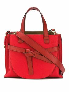 Loewe Gate handle bag - Red
