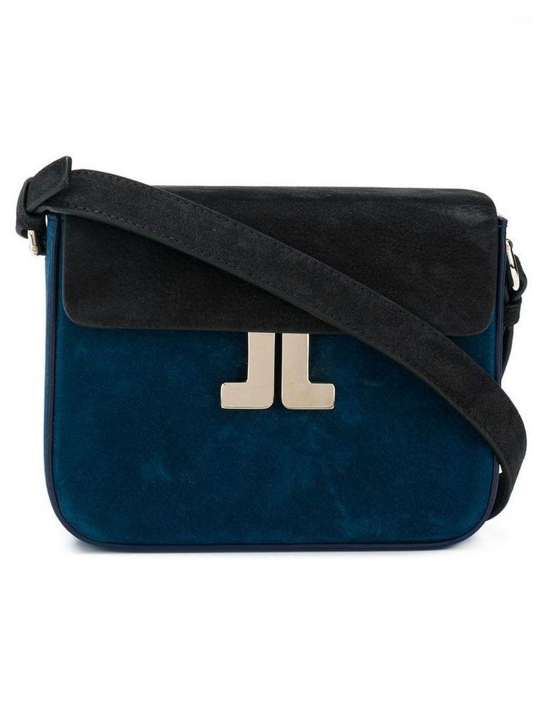Lanvin JL satchel bag - Blue