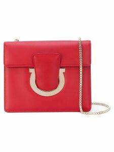 Salvatore Ferragamo Thalia crossbody bag - Red