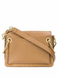 Chloé Roy shoulder bag - Brown
