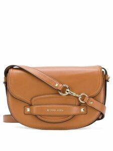 Michael Michael Kors Cary saddle bag - Brown