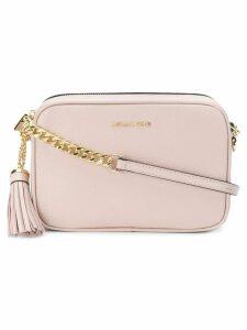 Michael Michael Kors Ginny cross body bag - Pink