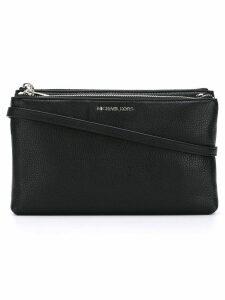 Michael Michael Kors top-zip shoulder bag - Black