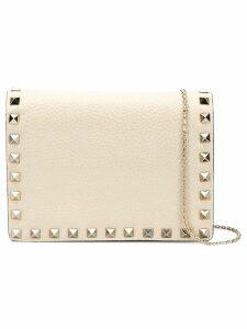 Valentino 'Rockstud' crossbody bag - White