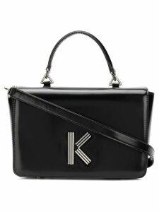 Kenzo K satchel bag - Black