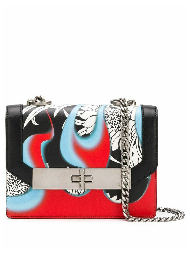 Prada Séverine printed bag - Black